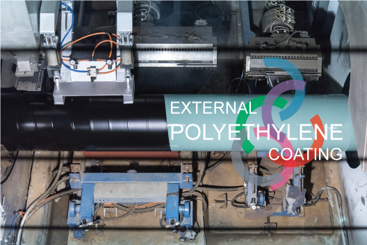 External Polyethylene Coating